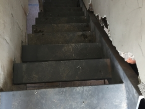 La scala restaurata | sicedil.com | SicEdil Srl