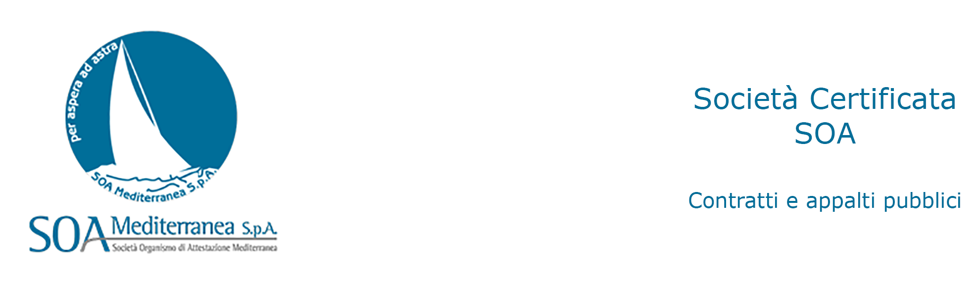 Sicedil Srl è un azienda certificata SOA |  SicEdil Srl